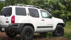 lifted nissan car 2015 lifted nissan xterra youtube