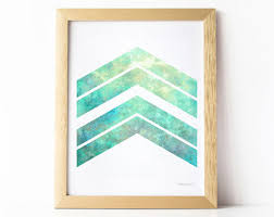 Prints For Home Decor Turquoise Wall Art Etsy