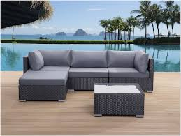 Black Wicker Patio Furniture - modern black wicker outdoor furniture patios home design ideas