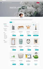 wedding registry all in one zola wedding registry all in one place sullivan