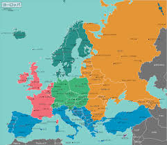 Europe Map 1500 File Europe Regions Ja Png Wikimedia Commons