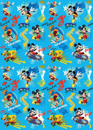 mickey mouse christmas wrapping paper mickey mouse gift wrap 2 meters wrapping paper 16