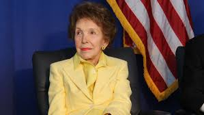 Nancy Reagan by Nancy Reagan Dead What Hollywood Is Saying About The Former First