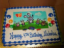 boj birthday cake cbeebies sprout boj cakes pinterest