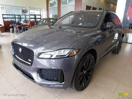 jaguar f pace grey 2017 tempest grey jaguar f pace 35t awd s 116369903 photo 10