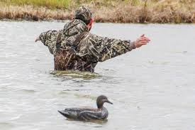 Duck Blind Accessories Duck Hunting In Deadly Waters Wildfowl