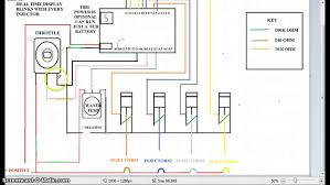 fuel injection curcuit diagram with 4 injector using arduino youtube