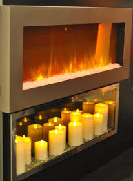 the fiamma sogno electric decorative fireplace made in ct on