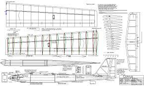 free rc plans topic rc airplane balsa wood plans mella mah