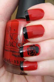 dark red nail designs u2013 slybury com