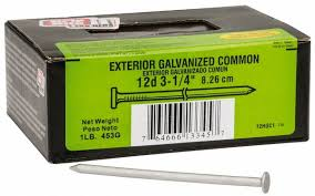 12d galvanized nail mscdirect com