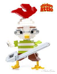 lego chicken 四眼雞丁祝大家雞年行好運 身體健康 build