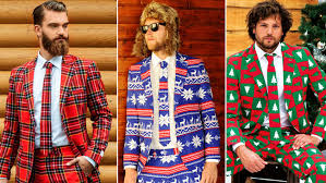 christmas suit suit up christmas sweater style bay nugget