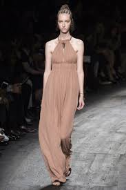 current color trends latest fashion trends 2016 chic beige dresses from the runway