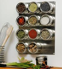 Diy Magnetic Spice Rack 5 Diy Tips For Organizing Your Kitchen Latest Handmade