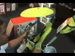 Smart Trike Recliner Smart Trike Recliner Stroller 4 In 1 Green Review Youtube