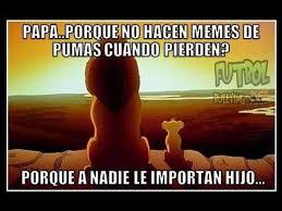 Memes De Pumas Vs America - los mejores memes del pumas vs am礬rica 0 1 clausura 2015 youtube