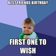 My Best Friend Meme - unique friend birthday meme happy birthday wishes to my best