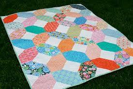 5 modern layer cake quilt patterns rainy days and blankets