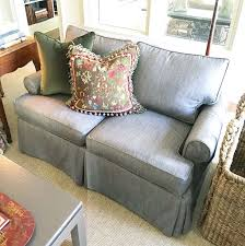 Loveseat Throw Cover Best 25 Loveseat Slipcovers Ideas On Pinterest Furniture