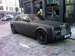 rolls royce sports car rolls phantom matte black malcrammer wordpress com cars