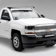 Led Light Bar For Cars by Zroadz Chevy Silverado 1500 2014 Roof Mounts For 50