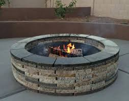 Firepit Rings 48 Pit Ring Outdoor Goods