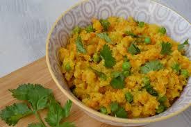 cuisiner des petit pois surgel curry de lentilles corail aux petits pois façon porridge la