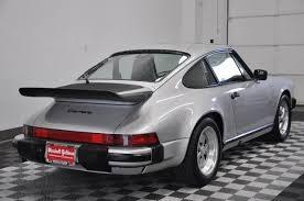 1989 porsche 911 anniversary edition porsche 911 coupe 1989 silver for sale wp0ab0910ks121077 1989
