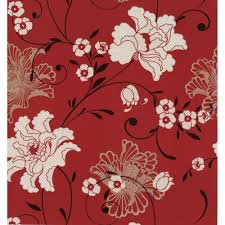 Red Damask Wallpaper Home Decor Mesmerizing 90 Red Wall Paper Design Inspiration Of Best 25 Red