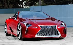 lexus lfa recall lexus lf lc concept 2012 detroit auto show motor trend