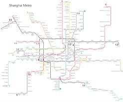 Shenzhen Metro Map by Shanghai Metro U2014 Map Lines Route Hours Tickets