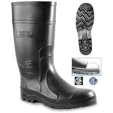 womens waterproof boots payless steel toe shoes