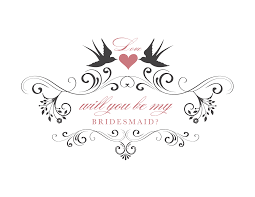 bridesmaid invitations template will you be my bridesmaid free printables diy weddingchicks