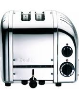 Dualit Stainless Steel Toaster Spring Sales On Dualit Stainless Steel 2 Slice Studio Toaster In