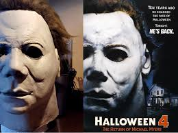 my first mask michael myers net