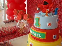 1st birthday party decorations at home awesome elmo party decorations ideas room design plan top and elmo