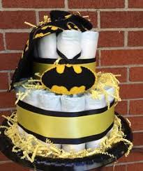 Batman Baby Shower Decorations Green Superhero Baby Cake Topper Made Of Vanilla Fondant Ready