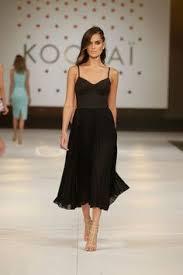 aria tee dress brazillia heels kookai spring summer 15 16 runway
