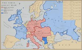 1914 Europe Map by My Alternate History Cartography Album On Imgur