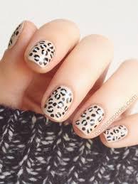 zebra pattern nail art zebra print nail art animal print nail art manicure ideas with