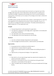 Sample Of Resume In Canada by Rico Winery U0026 Anand Rathi My Project 2013 16