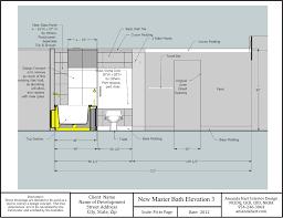 master bath floor plans no tub master bath amanda hart