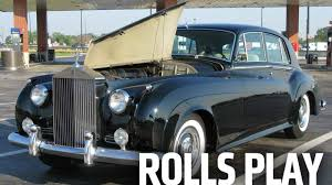 Rolls Royce Silver Cloud Interior 2 400 Miles And Six Gallons Of Coolant In A 54 Year Old Rolls Royce