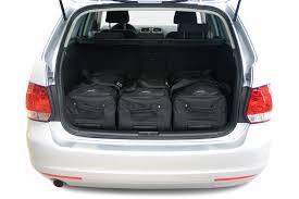 volkswagen golf trunk golf volkswagen golf v 1k u0026 vi 5k variant 2007 2013 car bags