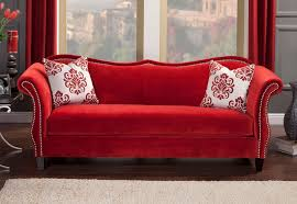 elegant red velvet couch 13 about remodel sofas and couches set