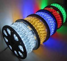 cordon lumineux led pas cher décoration lumineuse réalisé avec