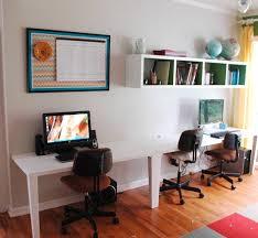 long desk for 2 long office desk medium size of computer desks within plans 10