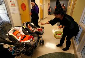 Halloween Costumes 7 Month Olds Trick Treating Halloween Kaiser Permanente