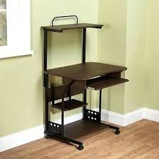 Mobile Computer Desk Desk Laptop With Printer Shelf Sturdy Mobile Computer Table China